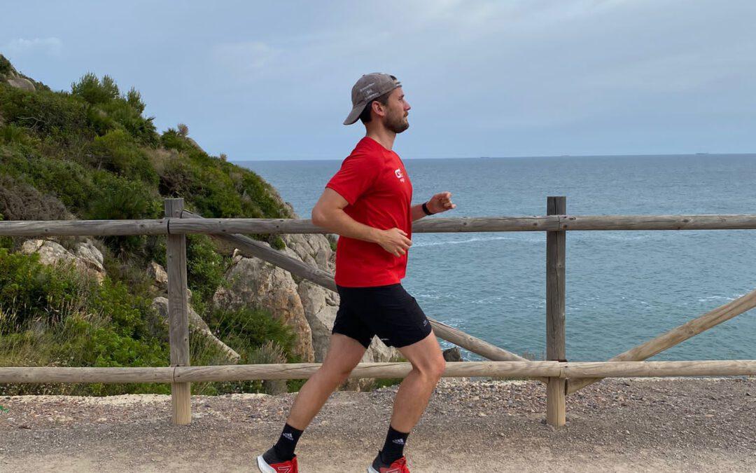 El disco intervertebral de «los runners»